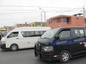 Intervienen 250 vehículos en operativo en San Miguel