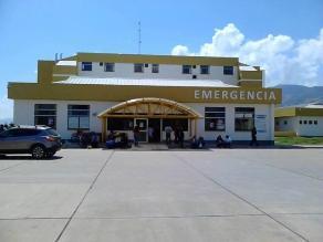 Cajamarca: mujer alumbró a robusto bebé en plena vía pública