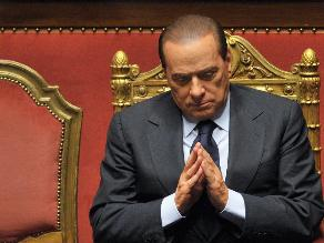 Berlusconi cumplirá su condena con trabajo en centro de ancianos