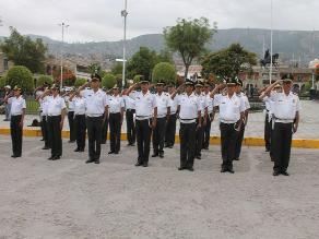 Ayacucho: 20 policías de turismo apoyarán en la seguridad por Semana Santa