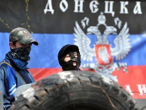 Rusia advierte: Ucrania se encuentra ´al borde de una guerra civil´