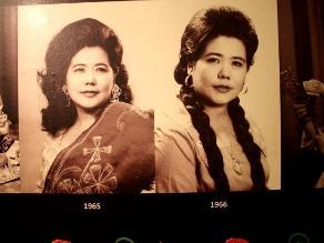 Inauguran exposición fotográfica sobre vida de Princesita de Yungay