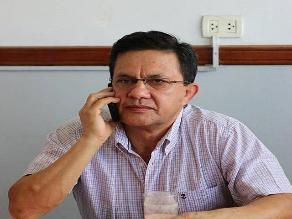Chiclayo: Antonio Becerril le responde a Alberto Fujimori