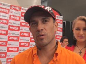 Felipe Ríos comenta su participación en el Desafío Ruta 40 de Argentina