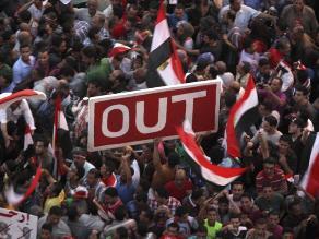 Egipto: Más de 250 casos de violencia sexual contra manifestantes