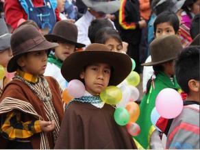 Ayacucho: 67 niños resultaron intoxicados con desayunos escolares