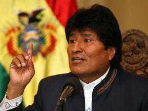 Morales: Quienes invocan incompetencia de CIJ se sienten perdedores