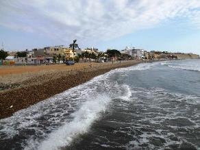 La Libertad: instalarán alarmas de tsunamis en litoral de Pacasmayo