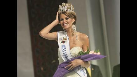Escándalo: Aparecen fotos en topless de Miss Perú Universo 2014