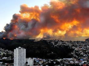 Chile reajustaría presupuesto para financiar reconstrucción