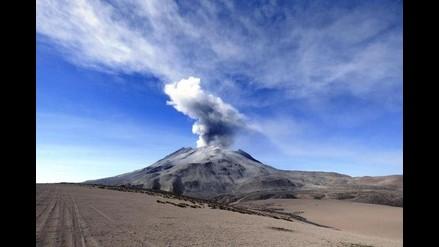 Inicia evacuación de 4 mil pobladores afectados por volcán Ubinas