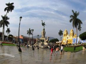 Trujillo y Huamachuco con temperaturas agradables por en Semana Santa