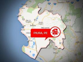 Dos fuertes sismos sacuden la región Piura la madrugada de Jueves Santo