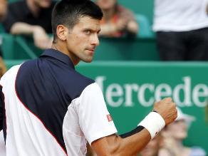 Masters de Montecarlo: Djokovic derrota a Carreño rápido y avanza a cuartos