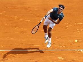 Masters de Montecarlo: Federer vence a Rosol y jugará en cuartos con Tsonga