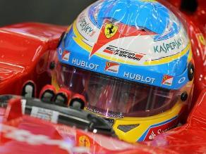 Fernando Alonso es el más rápido en prácticas del Gran Premio de China