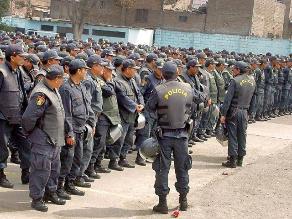 Tumbes: más de 400 policías reforzarán la seguridad por Semana Santa