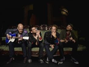 Coldplay anuncia gira para promocionar