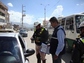 Policía de Carreteras en alerta en las vías del país por Semana Santa