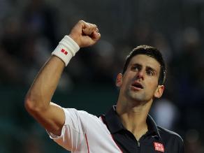 Novak Djokovic se cita en semifinales de Montecarlo con Roger Federer