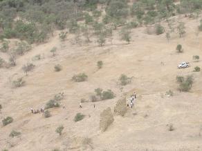 Guerra sin cuartel contra el huaqueo en Lambayeque