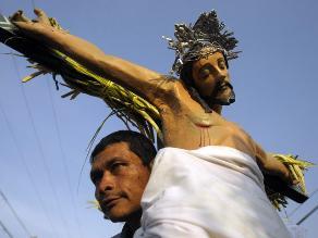 Viernes Santo recuerda el sacrificio de Jesucristo en la Cruz