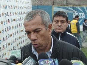 Wilmar Valencia: Al futbolista peruano no le gusta la exigencia