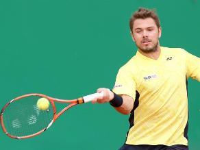 Wawrinka vence a Ferrer y avanza a la final del Masters 1000 de Montercarlo