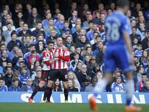 Chelsea pierde ante Sunderland y pierde la oportunidad de ser líder