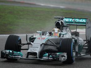 Fórmula Uno: Hamilton logra la