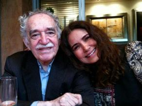 Tania Libertad grabará un disco en memoria de García Márquez