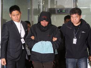 Capitán del ferri coreano tardó 40 minutos en ordenar evacuación