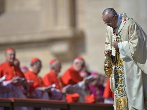 Semana Santa: Papa Francisco instó a la reconciliación en Venezuela