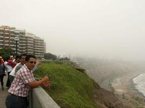Debido a neblina suspenden desfile aéreo organizado por la FAP