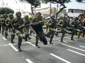 Trujillo: Pedido de resguardo del Ejército genera polémica en población