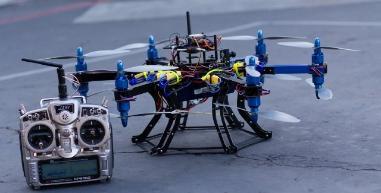 Las tecnológicas dan alas a la era de los drones