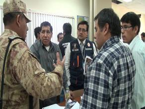 Arequipa: piden continuar con evacuación de población afectada por Ubinas