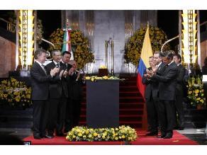 Despiden a García Márquez en un homenaje tan entrañable como su figura