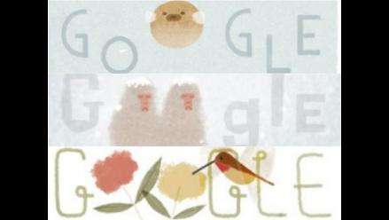 Google celebra el Día de la Tierra con un doodle
