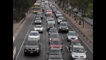 Cerrarán Panamericana Sur para demoler puente peatonal