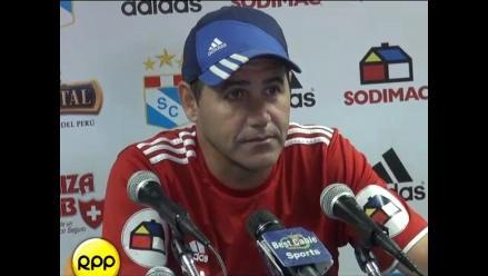 Sporting Cristal: Daniel Ahmed no descarta purga en los próximos meses
