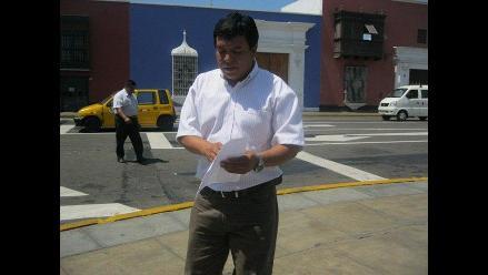 La Libertad: levantan secreto bancario a alcalde de Santiago de Chuco