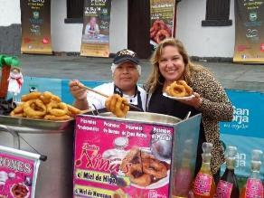 Celebran el Día del Dulce Peruano con gran feria en Pueblo Libre
