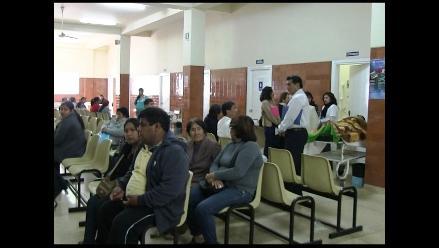 Trujillo: Administrativos de Hospital Belén acatan parcialmente paro