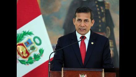 Humala sobre caso Mayorga: Yo no he visto conflicto de intereses
