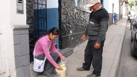 Cajamarca: Beca 18 beneficia a dos jóvenes empleadas del hogar