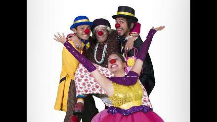 Doña Vicky pondrá de vuelta y media a los clown