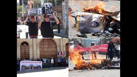 La Oroya: al menos 150 audiencias se suspendieron por huelga judicial