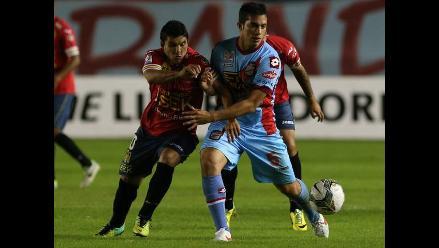 Copa Libertadores: Arsenal y Unión Española empatan y definirán en Chile