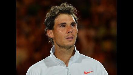 Rafael Nadal tras la muerte de Vilanova: Todo lo demás importa poco